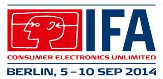 Αποστολή στην IFA 2014